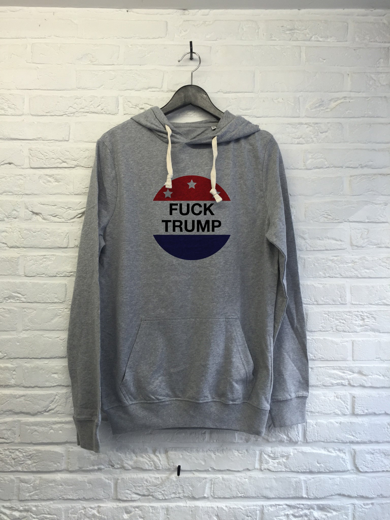 Donald USA - Hoodie Super soft touch-Sweat shirts-Atelier Amelot