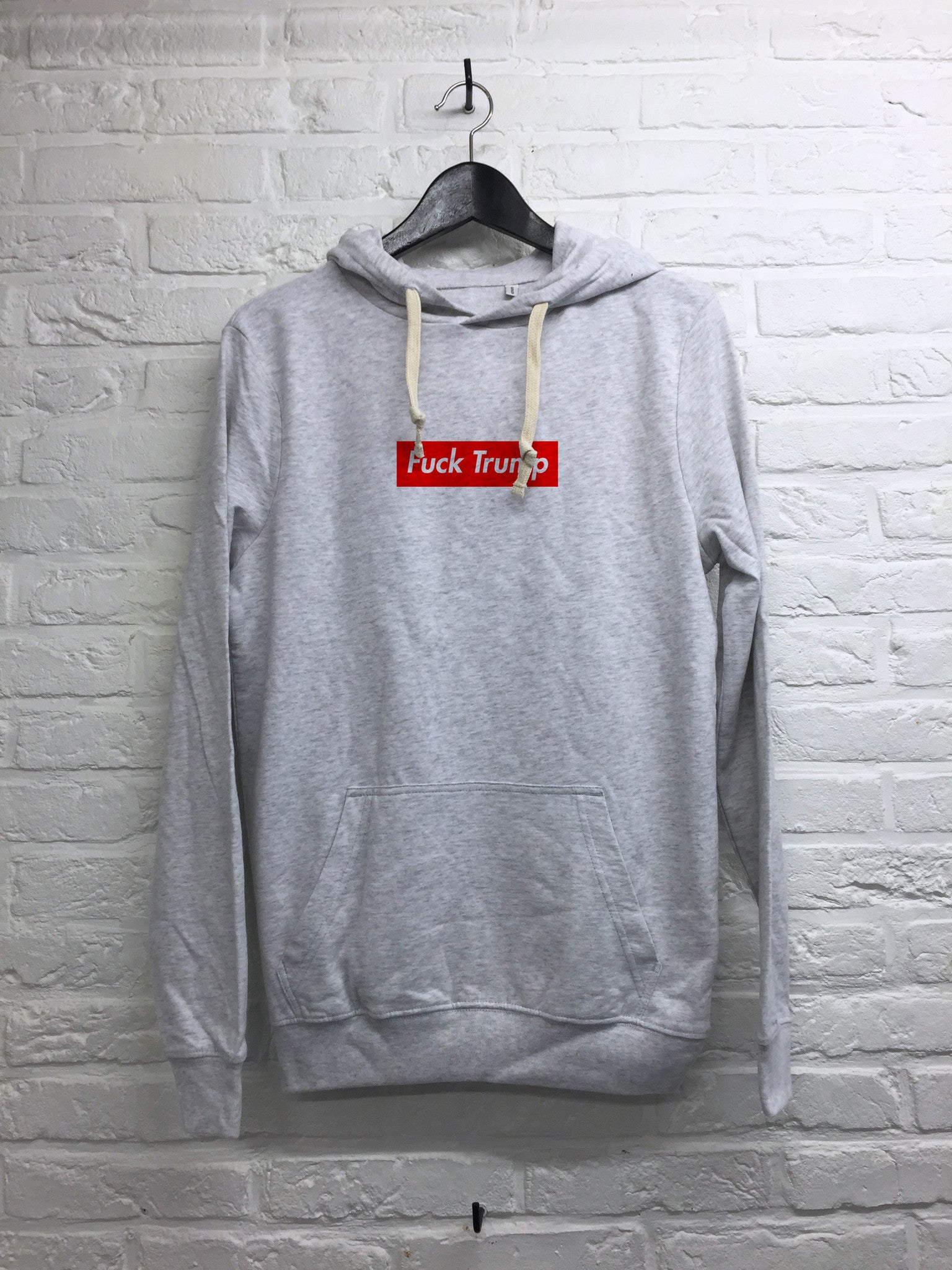 Fk Trump - Hoodie Super soft touch-Sweat shirts-Atelier Amelot
