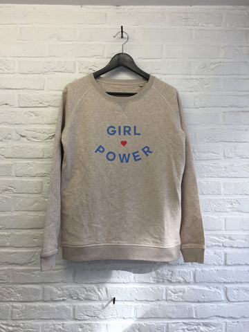 Girl Power - Sweat - Femme
