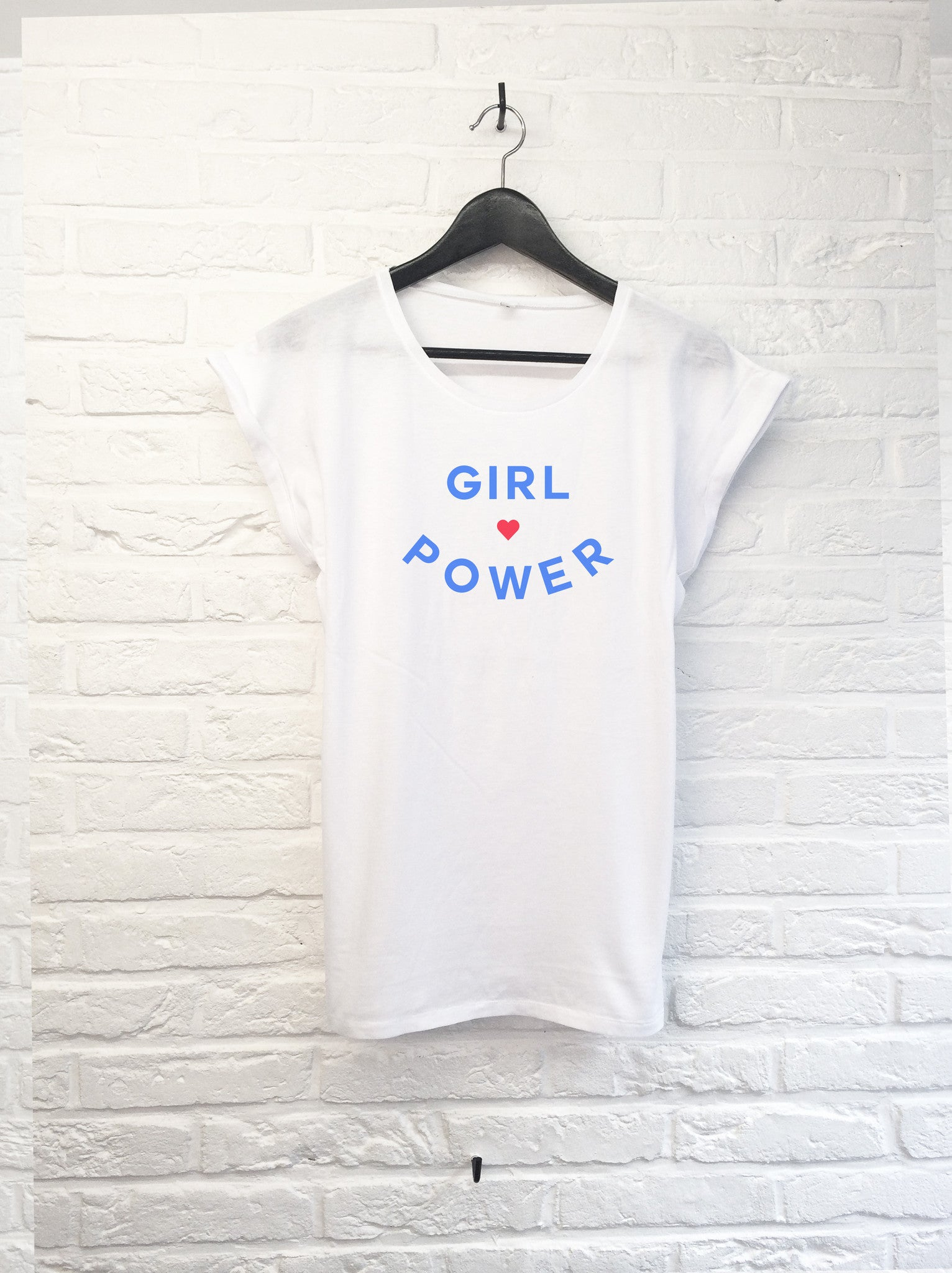 Girl Power - Femme-T shirt-Atelier Amelot