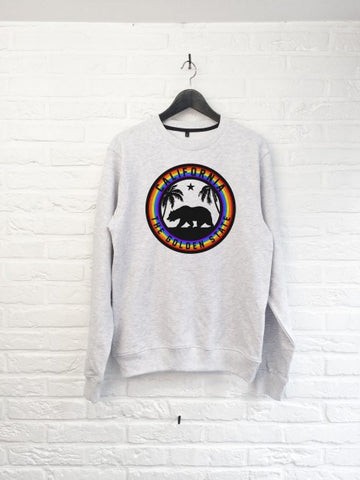 Golden state arc en ciel - Sweat