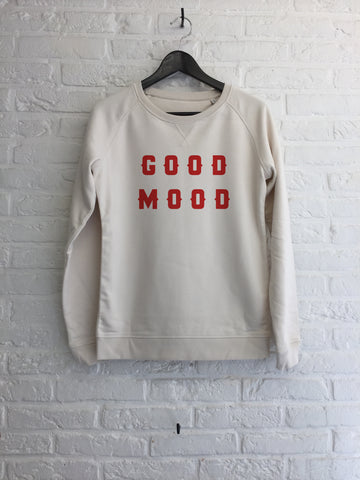 Good Mood - Sweat - Femme
