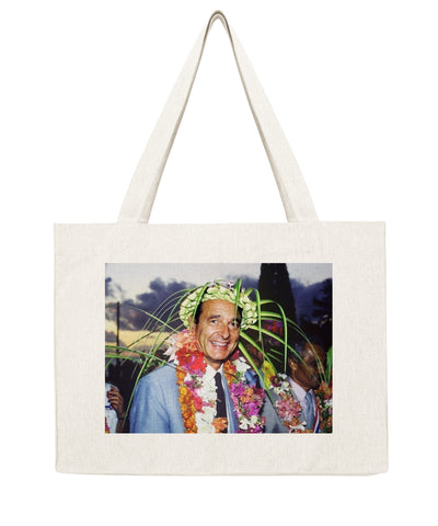 Chirac Tahiti - Shopping bag