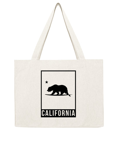 California Bear cadre - Shopping bag