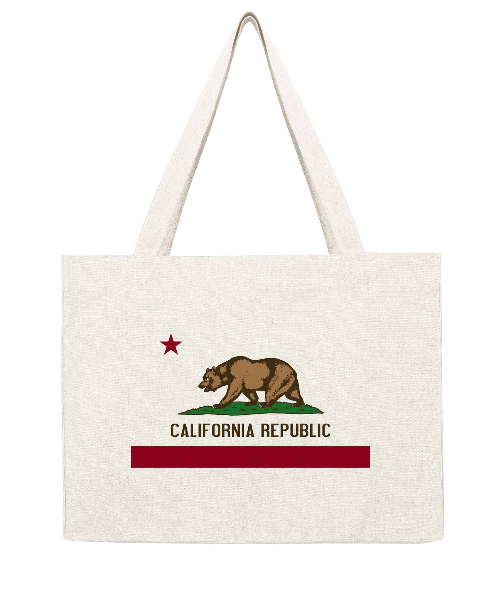 California Republic - Shopping bag-Sacs-Atelier Amelot