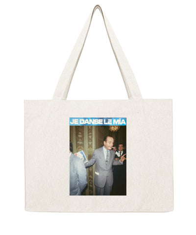 Chirac danse le Mia - Shopping bag
