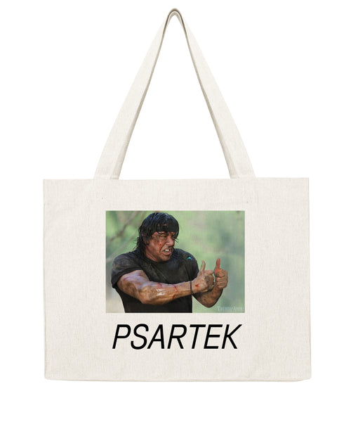 Psartek Stallone - Shopping bag