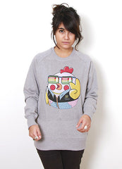 TH Gallery - Gugu - Sweat Femme-Sweat shirts-Atelier Amelot