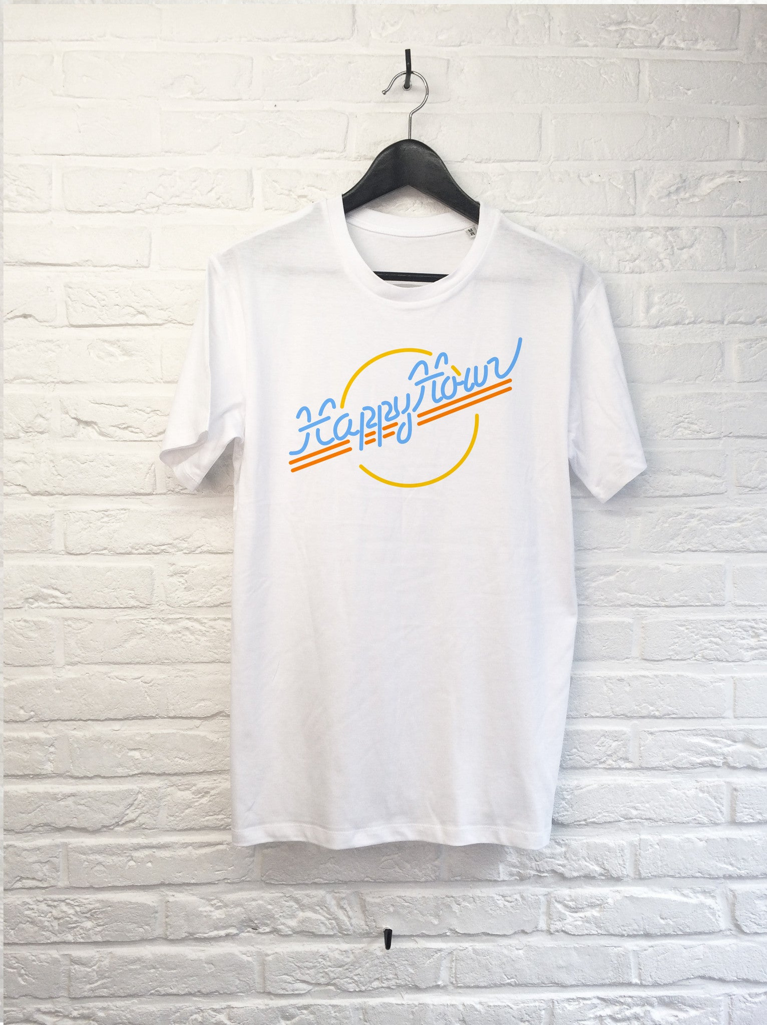 Happy Hour-T shirt-Atelier Amelot