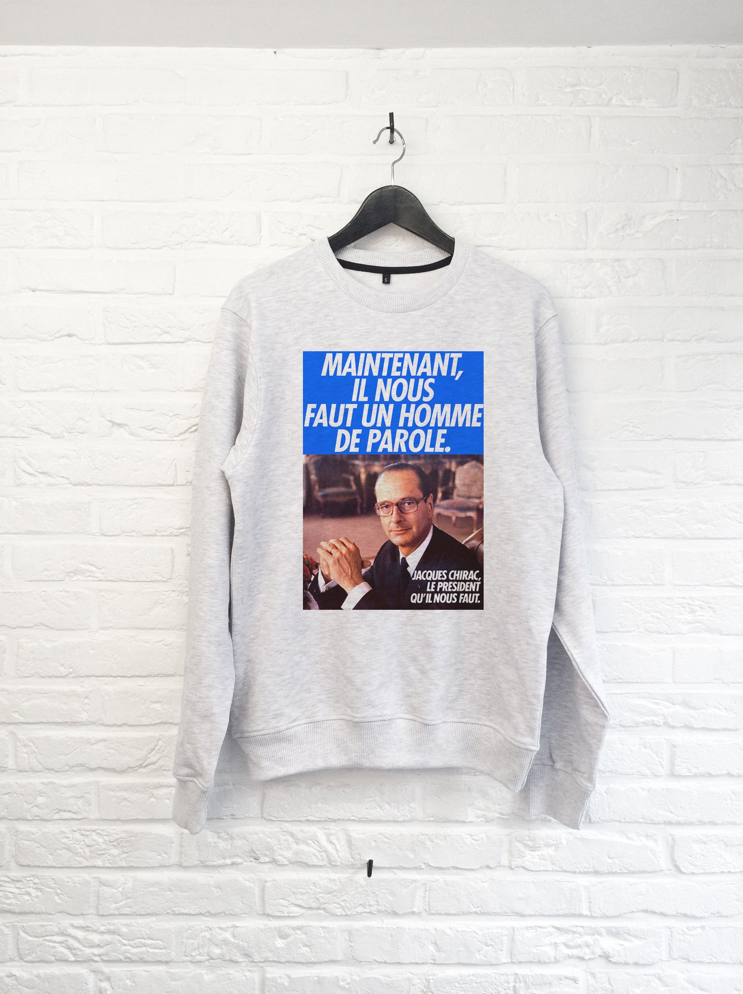 Homme de Parole - Sweat