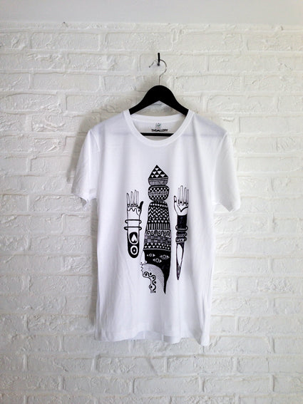 TH Gallery - Pattern B-T shirt-Atelier Amelot
