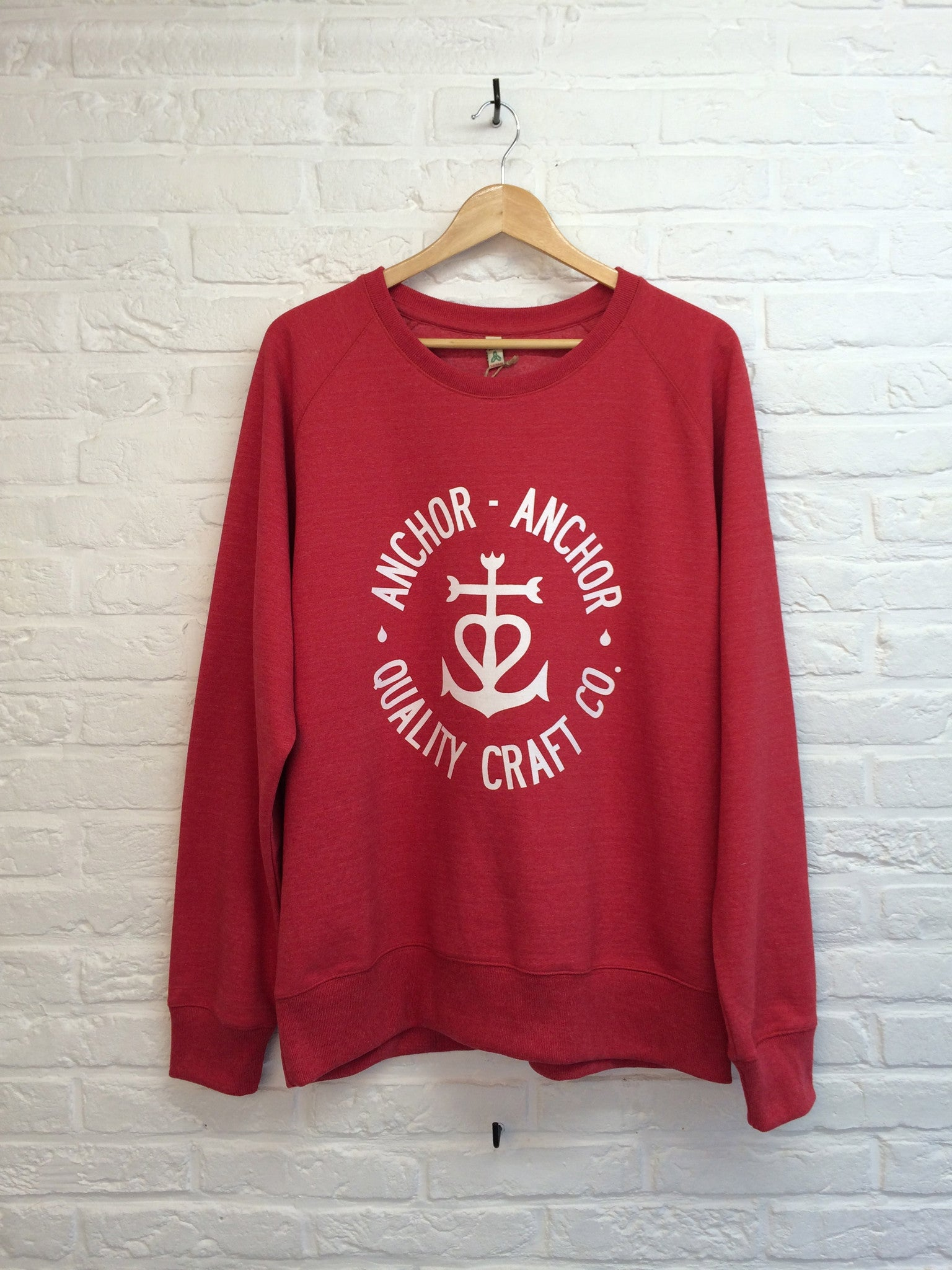 ANCHOR ANCHOR ASHRED - Sweat-Sweat shirts-Atelier Amelot