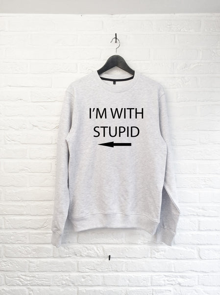 I'm with stupid - Sweat