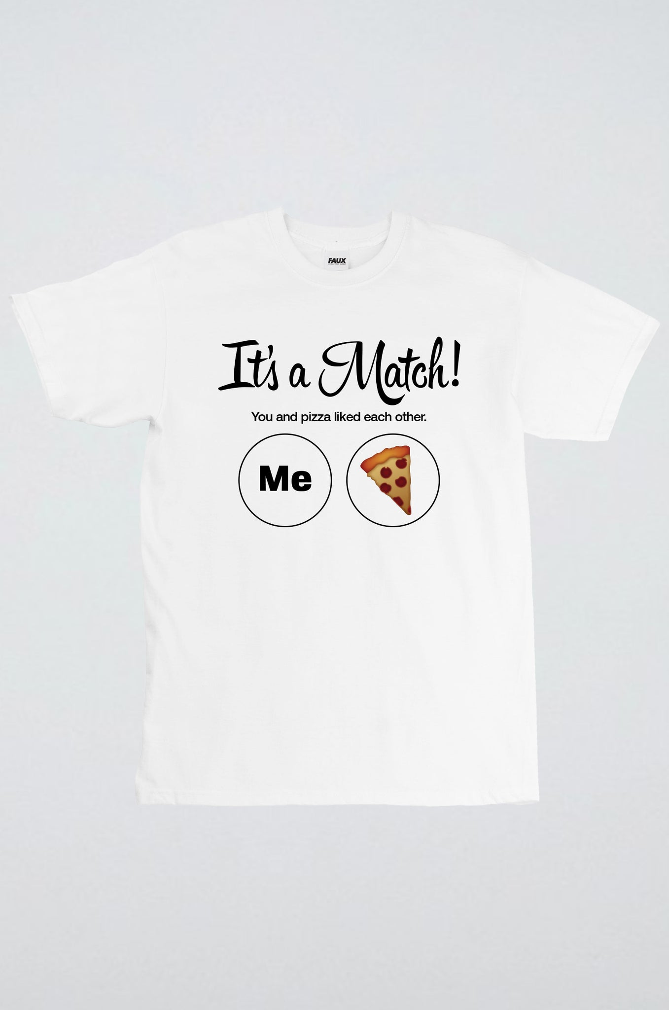 It's a Match-T shirt-Atelier Amelot