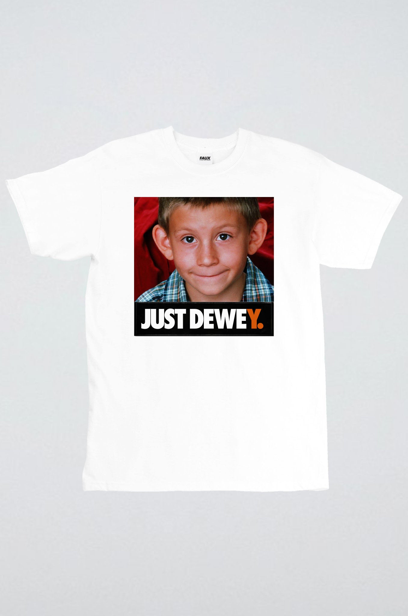 Just Dewey Nike Box