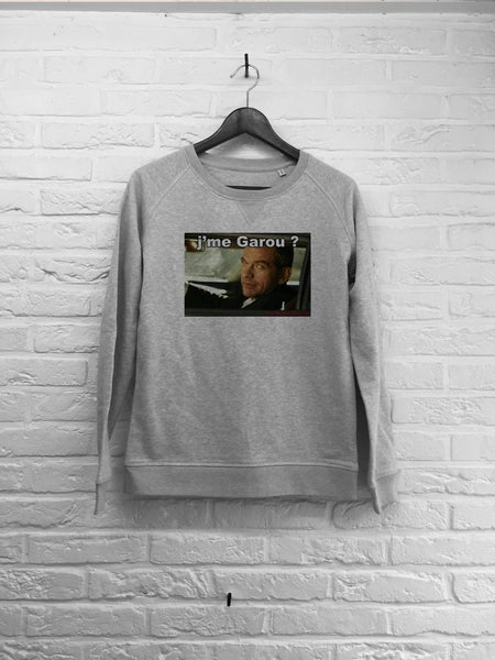 J'me Garou - Sweat - Femme-Sweat shirts-Atelier Amelot