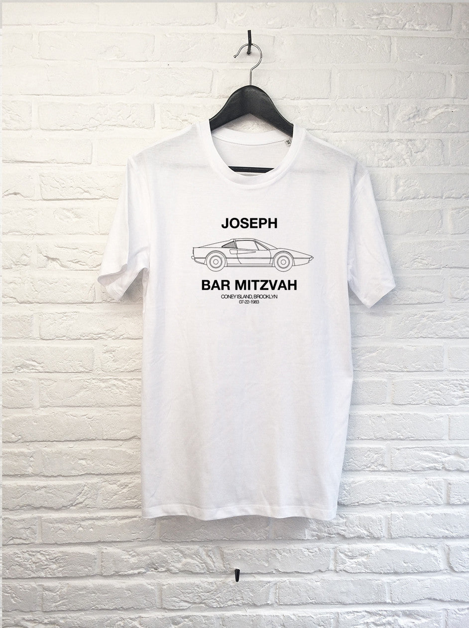 TH Gallery - Joseph bar mitsvah-T shirt-Atelier Amelot