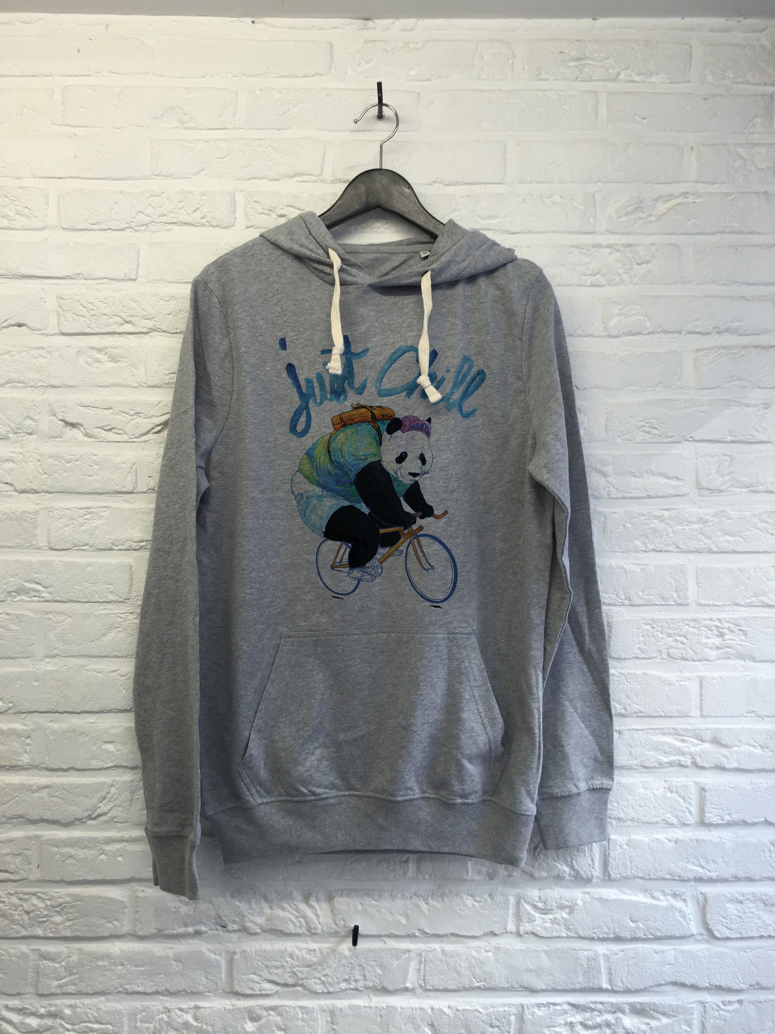 TH Gallery - Panda just Chill - Hoodie super soft touch-Sweat shirts-Atelier Amelot