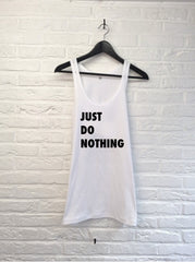Just do nothing 2  - Débardeur-T shirt-Atelier Amelot