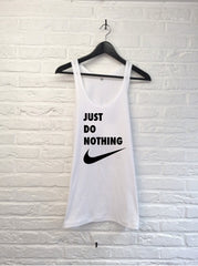 Just do nothing  - Débardeur-T shirt-Atelier Amelot