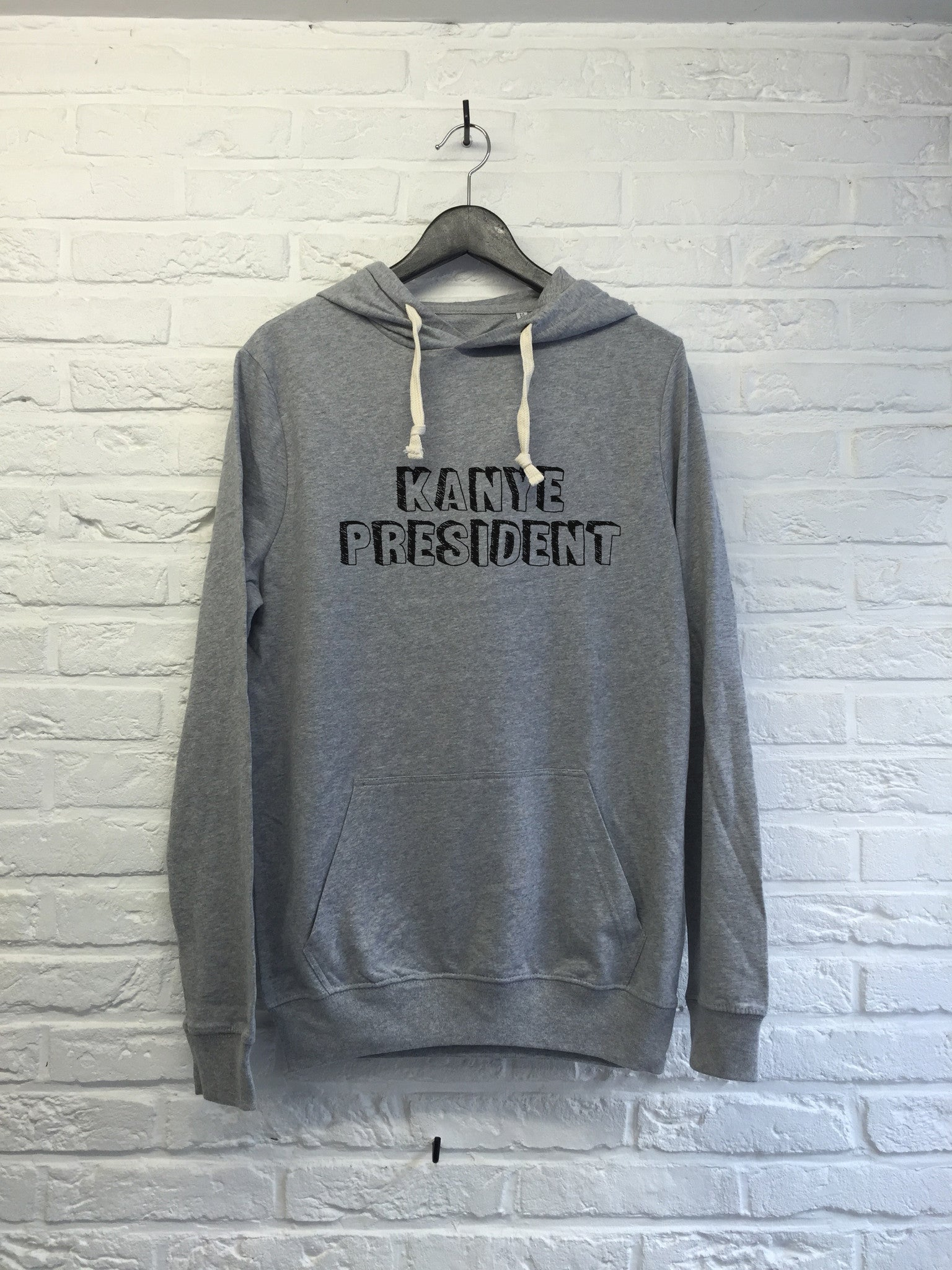 Kanye President - Hoodie super soft touch-Sweat shirts-Atelier Amelot