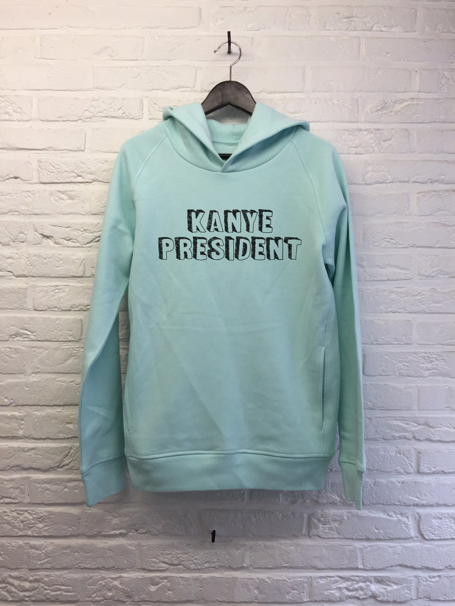 Kanye President - Hoodie Deluxe-Sweat shirts-Atelier Amelot