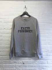 Kanye President - Sweat Deluxe-Sweat shirts-Atelier Amelot