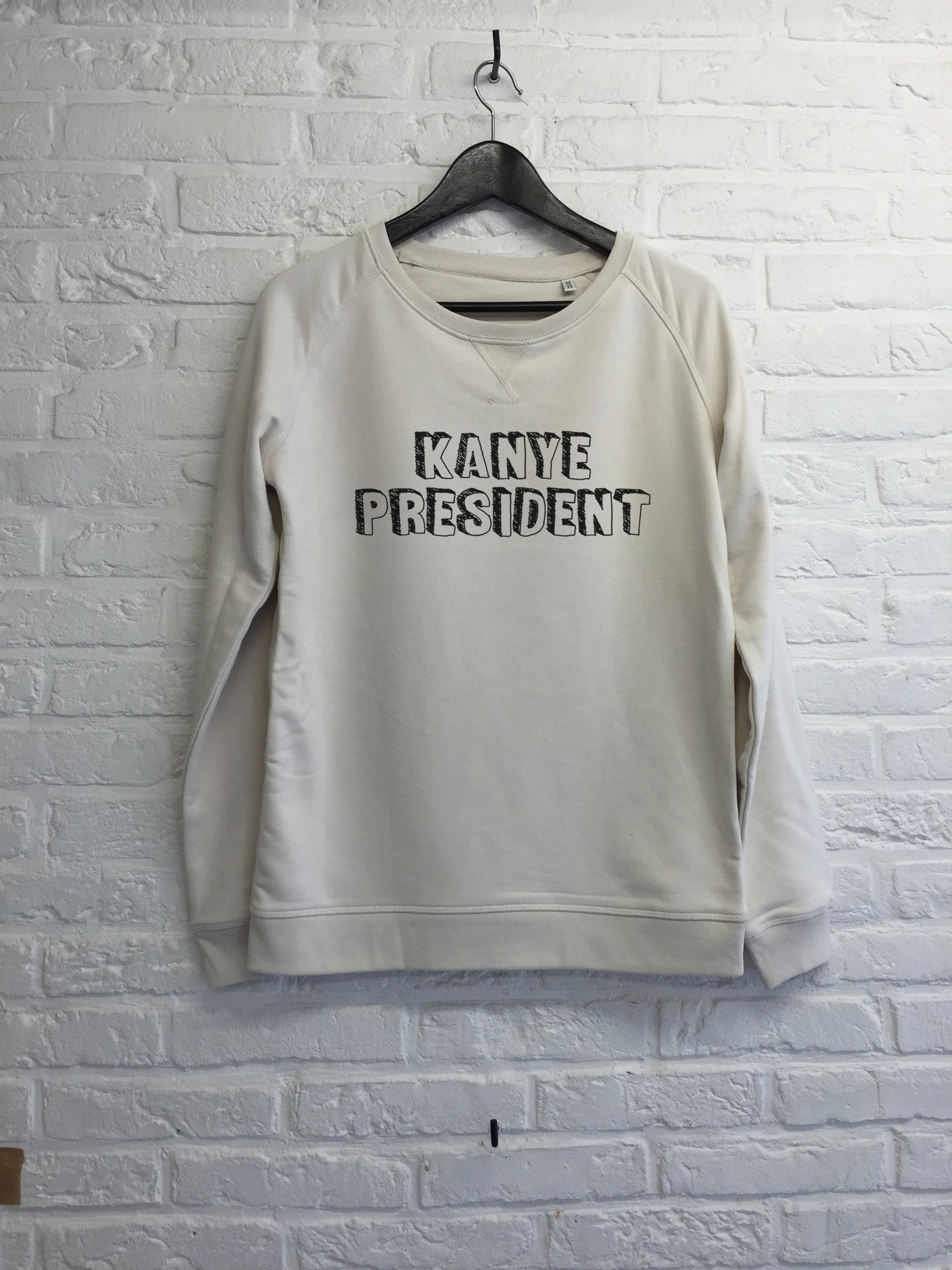 Kanye President - Sweat - Femme-Sweat shirts-Atelier Amelot