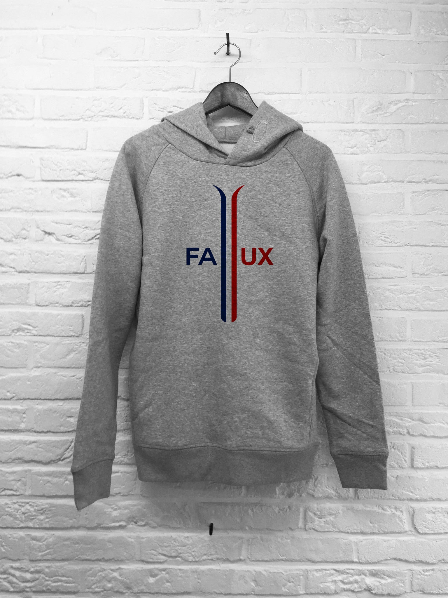 Faux Ski - Hoodie Deluxe-Sweat shirts-Atelier Amelot