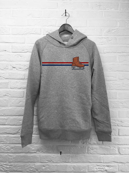 Patin à Glace - Hoodie Deluxe