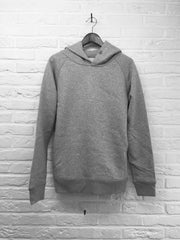 Hoodie Gris-Sweat shirts-Atelier Amelot