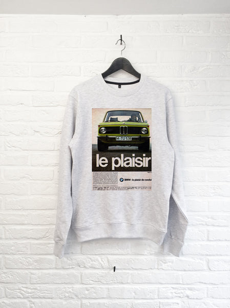 Le Plaisir - Sweat-Sweat shirts-Atelier Amelot