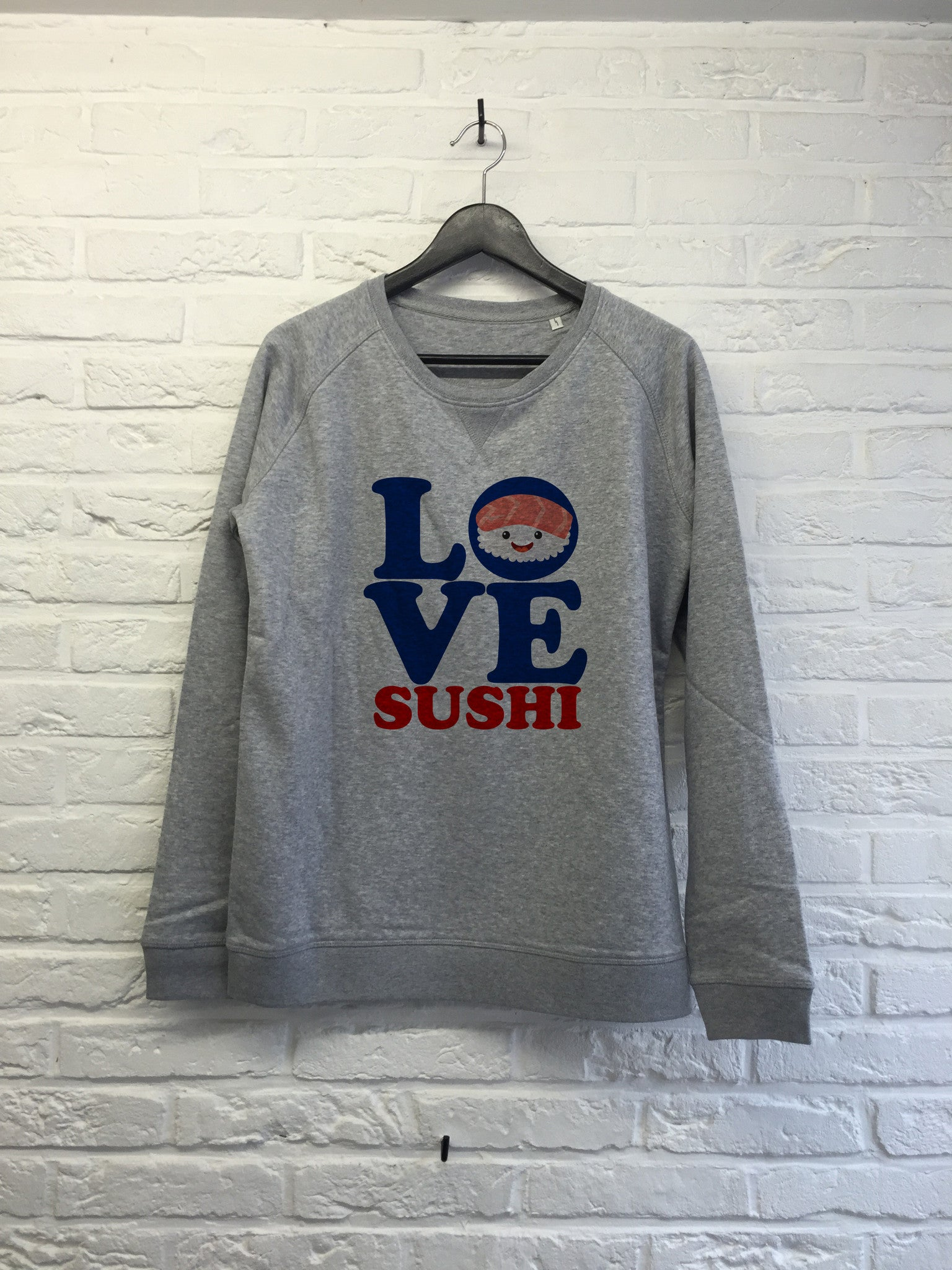 Love sushi - Sweat Femme-Sweat shirts-Atelier Amelot