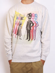 TH Gallery - Animals couple - Sweat-Sweat shirts-Atelier Amelot