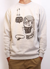 TH Gallery - High Spirit - Sweat-Sweat shirts-Atelier Amelot