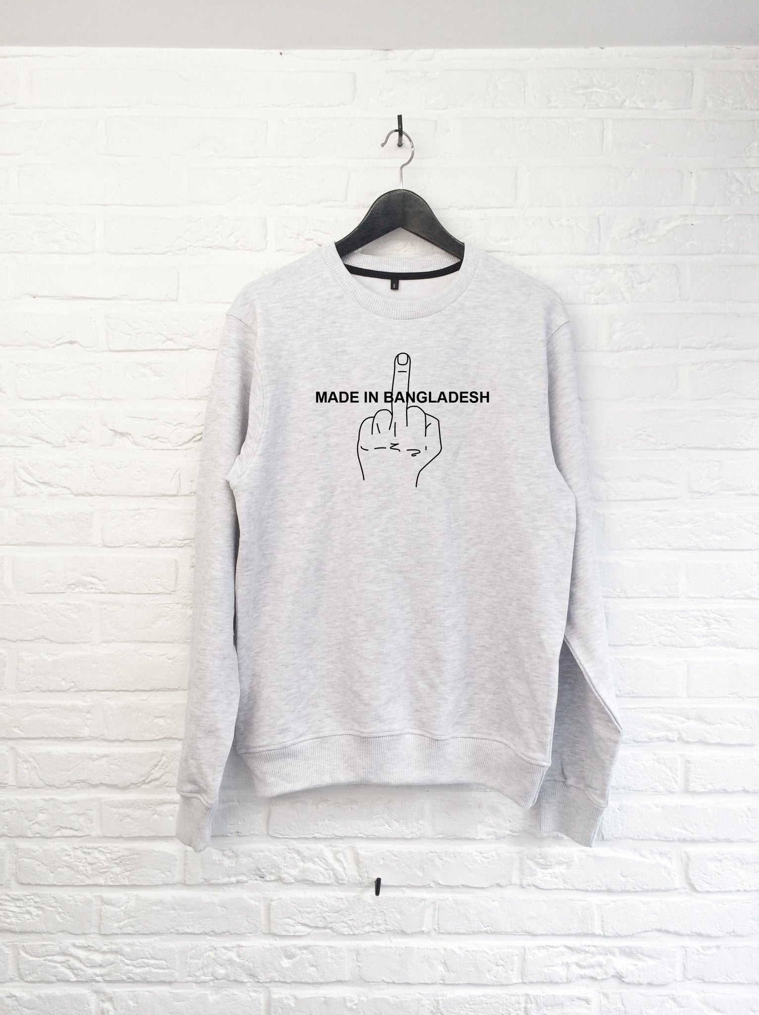 Made in Bangladesh - Sweat-Sweat shirts-Atelier Amelot
