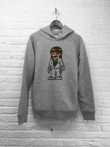 TH Gallery - Mario Bad Mafia - Hoodie Deluxe