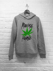 TH Gallery - Mauvaise Herbe - Hoodie Deluxe-Sweat shirts-Atelier Amelot