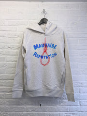 TH Gallery - Mauvaise Reputation - Hoodie Deluxe-Sweat shirts-Atelier Amelot