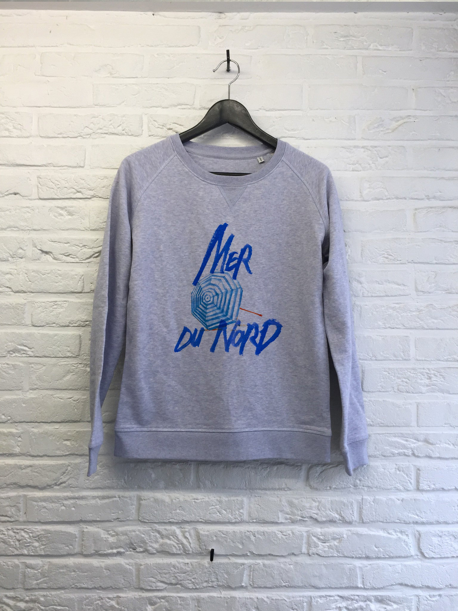 TH Gallery - Mer du Nord - Sweat - Femme-Sweat shirts-Atelier Amelot
