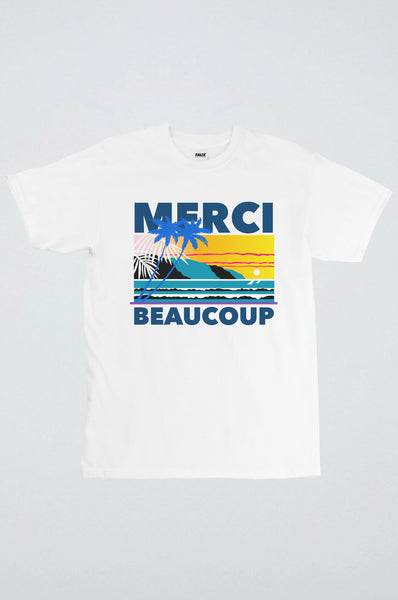 Merci beaucoup-T shirt-Atelier Amelot