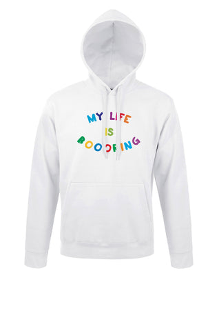 My life is boring - Hoodie Deluxe-Sweat shirts-Atelier Amelot