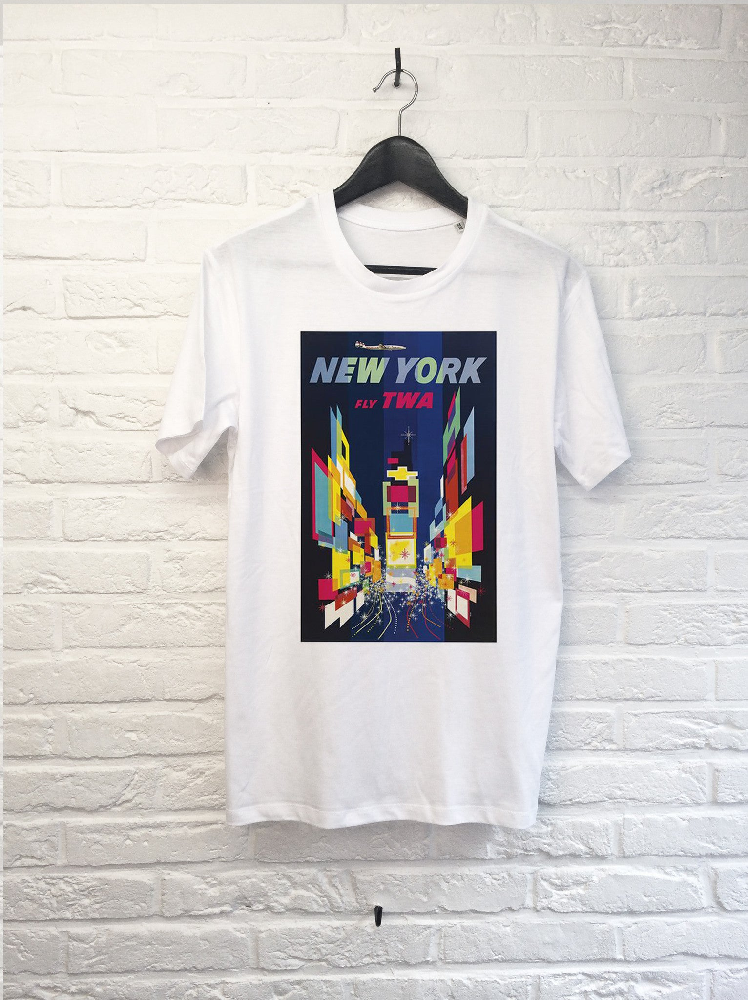 New York-T shirt-Atelier Amelot