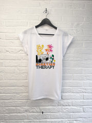 Nineties therapy - Femme-T shirt-Atelier Amelot