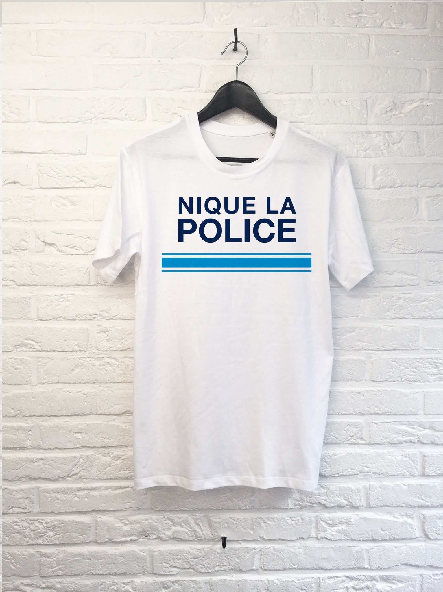 Police-T shirt-Atelier Amelot
