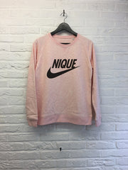 Nique - Sweat - Femme-Sweat shirts-Atelier Amelot