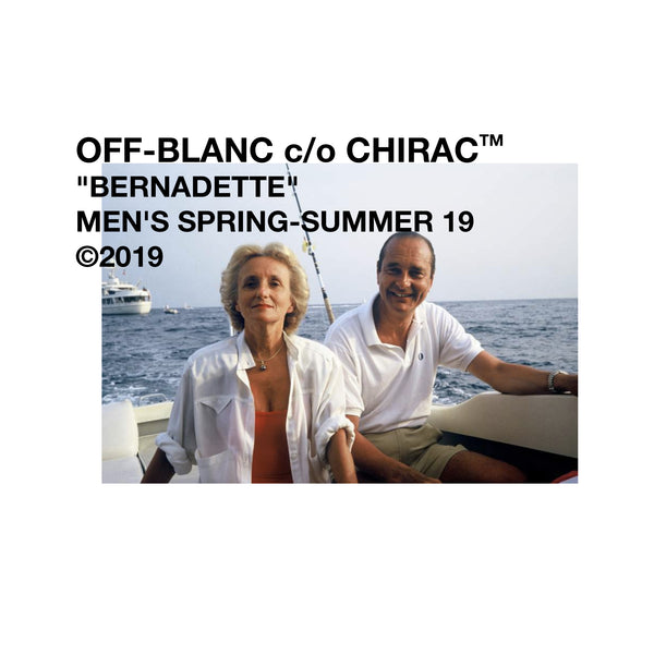 Off couple Chirac