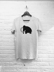 Old Mammouth-T shirt-Atelier Amelot