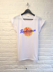 TH Gallery - Pamplemousse - Femme-T shirt-Atelier Amelot