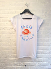 TH Gallery - Paris Canaille - Femme-T shirt-Atelier Amelot
